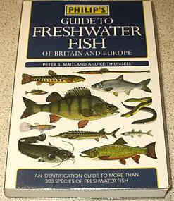 PhilLip's Guide to British Freshwater Fish species of Britain and Europe