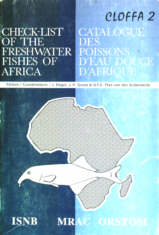 Checklist of the Freshwater Fishes of Africa.