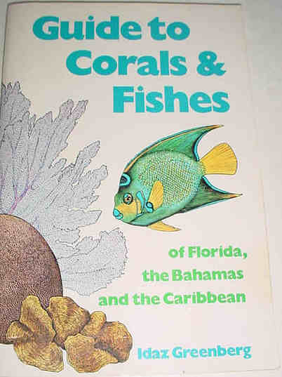 Guide to Corals and Fishes of Florida, the Bahamas, and the Caribbean -
